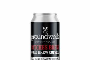 DARK ROAST NITRO BITCHES COLD BREW COFFEE