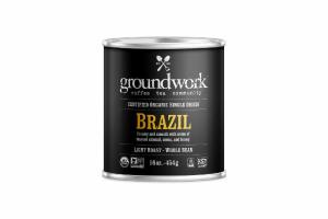 BRAZIL LIGHT ROAST - WHOLE BEAN COFFEE