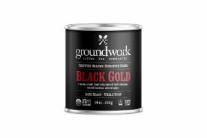 DARK ROAST - WHOLE BEAN ORGANIC SIGNATURE BLEND BLACK GOLD COFFEE