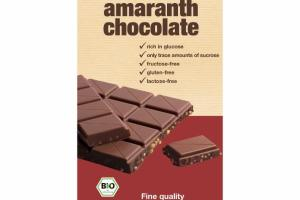 ORGANIC FILITA AMARANTH GERMAN CHOCOLATE