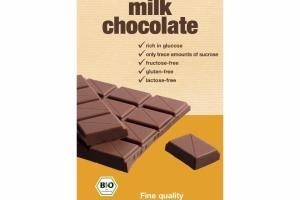 ORGANIC FILITA GERMAN MILK CHOCOLATE