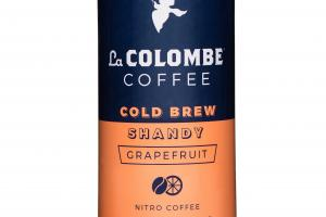 GRAPEFRUIT COLD BREW SHANDY REAL COFFEE DRINK