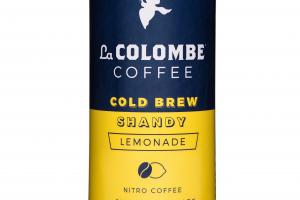 LEMONADE SHANDY COLD BREW REAL COFFEE DRINK