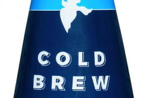 UNSWEETENED MEDIUM / DARK ROAST COLD BREW BRAZILIAN REAL COFFEE DRINK