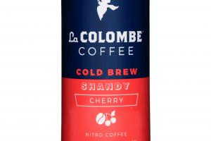 CHERRY SHANDY COLD BREW REAL COFFEE DRINK
