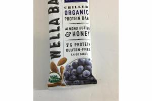 ALMOND BLUEBERRY CHILLED ORGANIC PROTEIN BAR