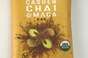 ORGANICS CASHEW CHAI & MACA BAR