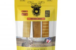 YAKY CHEW, CHEESE MIXED TREAT FOR DOGS