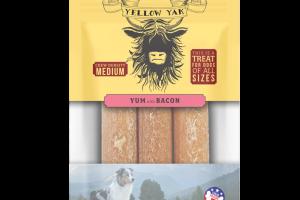 GRAIN FREE YUM WITH BACON CHEW DENSITY MEDIUM TREAT FOR DOGS