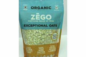 ORGANIC EXCEPTIONAL OATS