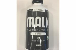 PECAN MALK + COLD BREW COLD PRESSED COFFEE