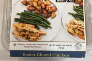 Sweet Glazed Chicken