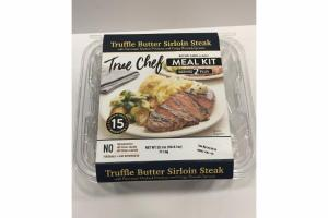TRUFFLE BUTTER SIRLOIN STEAK MEAL KIT