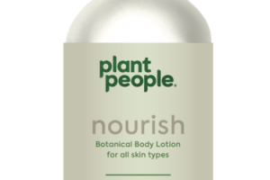NOURISH HEMP CANNABINOIDS 300 MG BOTANICAL BODY LOTION FOR ALL SKIN TYPES
