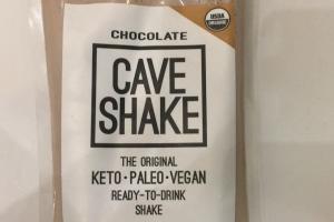 Chocolate Drink Shake