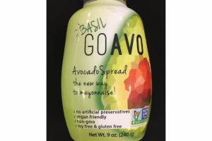 BASIL GOAVO AVOCADO SPREAD