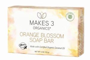 ORANGE BLOSSOM SOAP BAR