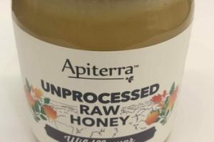 WILDFLOWER UNPROCESSED RAW HONEY