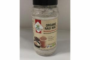 ORGANIC RAGI MALT NOURISHING ENERGY DRINK