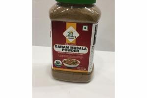 ORGANIC GARAM MASALA CURRY POWDER