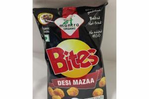 DESI MAZAA ORGANIC SNACKS BITES