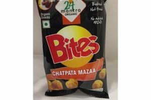 CHATPATA MAZAA BITES ORGANIC SNACKS