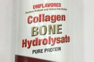 Collagen Bone Hydrolysate Pure Protein