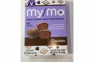 CHOCOLATE MOCHI CASHEW CREAM FROZEN DESSERT