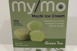 GREEN TEA FLAVORED MOCHI PREMIUM ICE CREAM