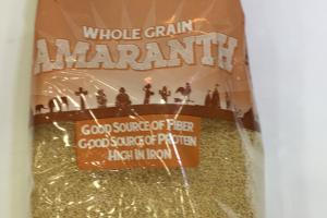 Whole Grain Amaranth