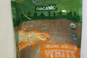 Organic Whole Grain White Quinoa