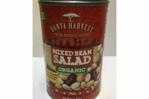 ORGANIC SALAD MIXED BEAN