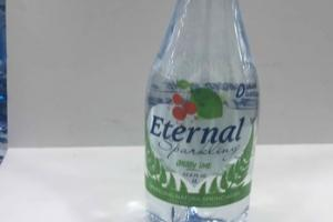 CHERRY LIME NATURAL SPARKLING SPRING WATER