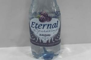 BLACKBERRY SPARKLING NATURAL SPRING WATER