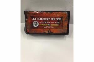 JAILHOUSE BRICK ORGANIC GROUND COFFEE