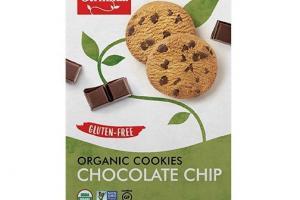 Organic Cookies Chocolate Chip