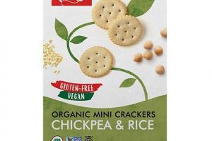 Organic Mini Crackers