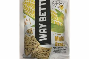 WHOLE GRAIN CORN TORTILLA CHIPS