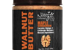 MAPLE CINNAMON WALNUT BUTTER