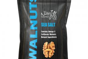 SEA SALT WALNUTS