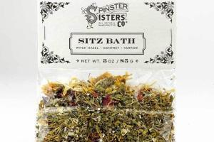 SITZ BATH, WITCH HAZEL, COMFREY, YARROW