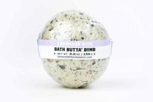BATH BUTTA' BOMB LAVENDER ROSE