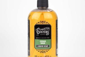 LIQUID SOAP, CEDAR SAGE