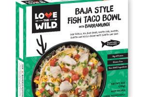 Baja Style Fish Taco Bowl With Barramundi