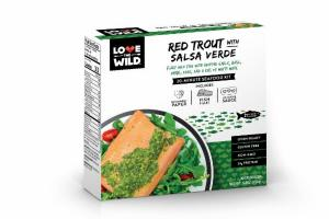 RED TROUT WITH SALSA VERDE 20-MINUTE SEAFOOD KIT