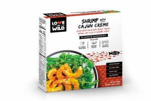 SHRIMP WITH CAJUN CREME 20-MINUTE SEAFOOD KIT