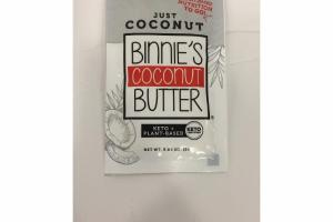 JUST COCONUT BUTTER