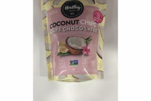 WHITE CHOCO'LATE COCONUT CHIPS