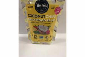 BOLLYWOOD BLAST COCONUT CHIPS
