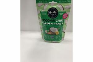GARDEN RANCH COCONUT CHIPS